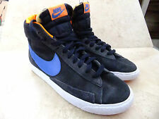 NIKE BLAZER HI TOP SUEDE TRAINERS SIZE UK 5.5 EUR 38.5