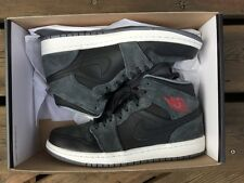 Nike Air Jordan 1 Retro Mid M 7.5 Black/Gym Red-Anthracite-Cool Grey 554724
