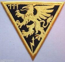 Finland Finnish Army 3rd (III) Corps World War II Patch