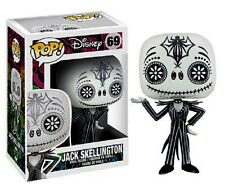 The Nightmare Before Christmas - Jack Skellington - Day Of The Dead - Funko Pop