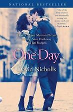 One Day by David Nicholls Paperback Book (English)