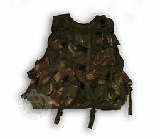 SUPER GRADE - Genuine British Army Issue: DPM Woodland Operations Assault Vest