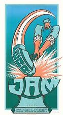 MINT Pearl Jam Copenhagen 2007 Klausen SIGNED A/P Poster 21/200