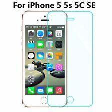 in vetro temperato pellicola protezione schermo per Apple iPhone 5 5C 5s SE