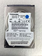 Hard Disk Drive HDD spares parts FAULTY TOSHIBA 160GB MK1652GSX HDD2H03 UK01