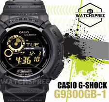 Casio G-Shock Solar Mudman Men's Watch G9300GB-1D