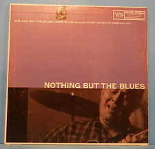 HERB ELLIS NOTHING BUT THE BLUES LP 1957 MONO ORIGINAL RARE NICE COND! VG/VG!!