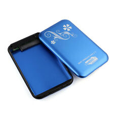 USB 3.0 Externa 2.5 Pulgadas unidad de disco duro SATA HDD SSD caja Funda Nuevo