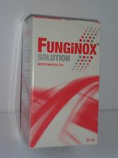 25ml Funginox Ketoconazole Solution Spray Anti Fungal Itchy Skin Infection