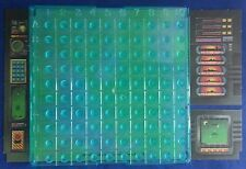 1990 Battleship No. 4730 Replacement Target Grid Peg Game Board Part Piece