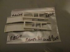 Car Ramps 1/24-1/25 scale??? For your diorama (parts only) package #EB504