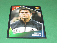 N°308 T. FRINGS ALLEMAGNE DEUTSCHLAND PANINI FOOTBALL UEFA EURO 2004 PORTUGAL