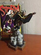 Marvel X-Men Storm Mini Statue Bowen Designs Mint.