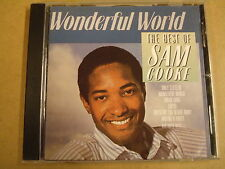 CD / THE BEST OF SAM COOKE - WONDERFUL WORLD