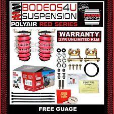 POLYAIR AIR BAG SUSPENSION KIT SUITS MAZDA B2600 2WD PART NO. 75698