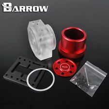 Barrow Water Cooling  D5/MCP655 pumb Gap PMMA/Aluminum  retrofit kit combination