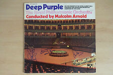 "Deep Purple Autogramme signed LP-Cover Vinyl ""In Live Concert At Royal Albert H"""