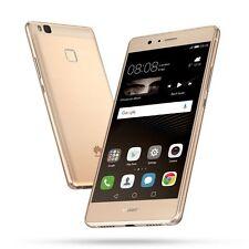 "Huawei P9 Lite Dual Sim Gold 16GB Smartphone 5.2"" Unlocked 4G LTE ~ NEU"