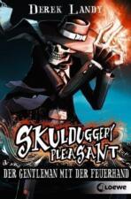Landy, Derek - Skulduggery Pleasant 01. Der Gentleman mit der Feuerhand