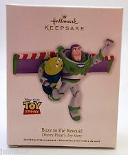2012 Hallmark - Buzz to the Rescue! - Disney Pixar Toy Story Buzz Lightyear NEW
