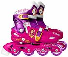 Stamp Mia and Me Adjustable Inline Skates Medium Size 30 - 33 Girls Sports Gift