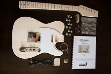 Diy Guitar Kit Tele Style  - Right Handed