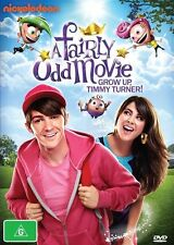 A Fairly Odd Movie - Grow Up, Timmy Turner! (DVD, 2012)