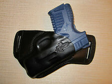 XDS 3.3 FORMED LEATHER,SOB, OWB BELT HOLSTER, RIGHT HAND, ULTRA SLIM DESIGN