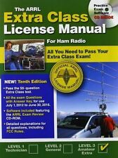 The ARRL Extra Class License Manual (Arrl Extra Class License Manual for the Ra