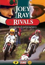 Joey Ray & Rivals (New DVD) Dunlop McCullough Dromara Destroyers Armoy Armada