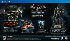Batman Arkham Knight Limited Edition collector - PS4