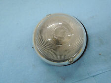 Peugeot 403 Front Turn Light Lens and socket  Clear