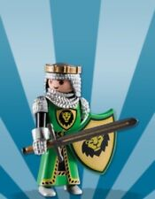 Playmobil Mystery Figure Series 8 5596 Green Lion Knight Castle Lionheart King