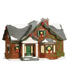 Dept 56 Snow Village Nokomis House #804442
