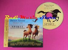 CD singolo Bryan Adams Here I Am BACDP1 EUROPE PROMO 2002 no mc vhs dvd lp(S20