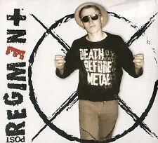 POST REGIMENT - DEATH BEFORE METAL CD (1988-1990) ANARCHO-PUNK AUS POLEN