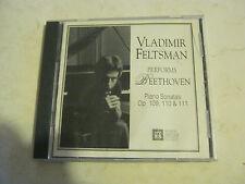 Vladimir Feltsman Performs Beethoven, OP 109, 110, 111 (1994 CD) (GS10-17)