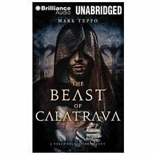 The Beast of Calatrava : A Foreworld SideQues Mark Teppo 2013 MP3 CD Unabridged