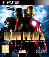 Iron Man 2 PS3 Game *in Excellent Condition*