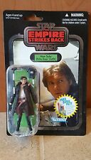 Star Wars VC 03 HAN SOLO Echo Base (FOIL Version) Vintage Collection Lot #3