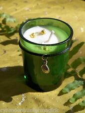 Prosperity Hand Made Money Spell Soy Candle Pagan Wiccan Witch Reiki