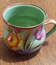 Mackenzie Childs Flower Market Mug - New - Green