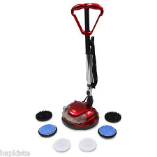 Electric Floor Polisher Machine Scrubber Buffer Burnisher Hard Floor Cleaner Mop