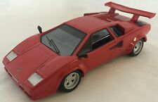 LAMBORGHINI COUNTACH LP500 1/43 VOITURE MINIATURE DE COLLECTION - SPORT CAR IXO