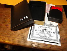Marlboro ~ RED ROOF~ ZIPPO  LIGHTER 1995 MINT IN BOX