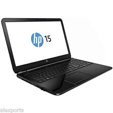 "HP 15.6"" 15-r150sa Laptop, DVD, 1TB 6GB i5-4210U 1.7Ghz Windows 10 - K1X44EA"