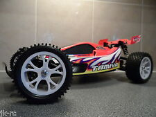 Front+Rear Wheels+Tyres For Tamiya DF-02 Rising Storm/Gravel Hound/FTX Vantage