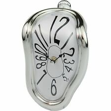 Melted Clock Timesless Masterpiece Salvador Dali Edge Clock Novelty Gift