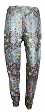 New PEPPERBERRY BRAVISSIMO size 12 Multicolour Ethnic Print Trousers
