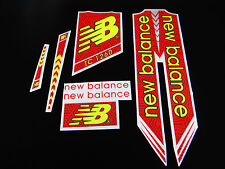 [2D/PLAIN] LATEST MODEL NEW BALANCE TC 1260 CRICKET BAT STICKERS *NEW-STOCK!*